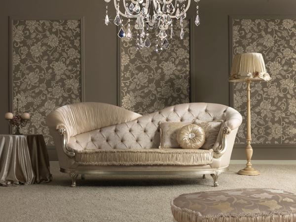 νεοκλασικός καναπές ιταλικός